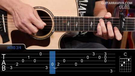 How to play HOTEL CALIFORNIA Arpeggios on guitar (720p)