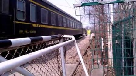 火车视频集锦:此片送给仍今奔赴在水蚌线上的ND5