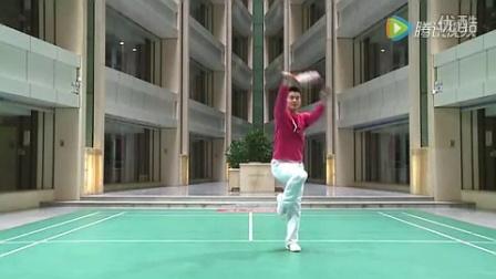 《一路歌唱》第八节绕环绕翻 动作解析  柔力球步步高第二套 王学军创编 奥博隆发布 北京绿色家园快乐队