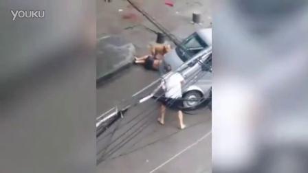 湖北宜昌一比特犬撕咬领养主人被警方击毙