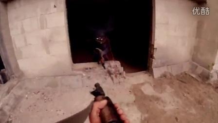 俄罗斯网友自制第一人称跑酷枪战短片 屌炸天