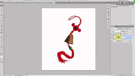 PS水晶冰效果~photoshop教程高端特效动作特效动作