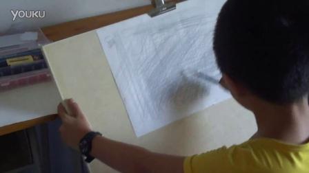 福州木东画室素描基础练习+儿童画小班课程少儿成人美术培训
