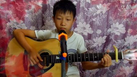 《海绵宝宝》吉他弹唱