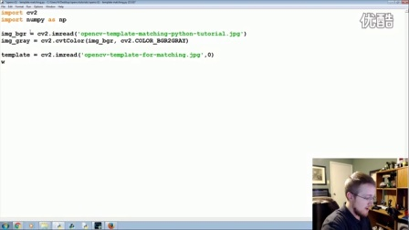 11 Template Matching - OpenCV with Python for Image and Video Analysis 11