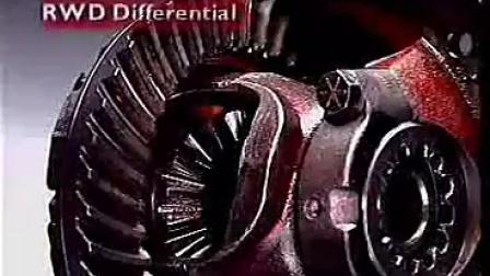 汽车维修自学通底盘传动糸统之4主减差速器与传动轴的原理构造视频_标清