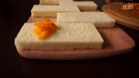 菓酱果酱--------白吐司的春天