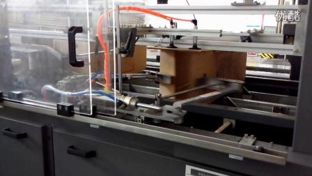 国诺智造汽车行业25-30箱开箱机食用油装箱包装线