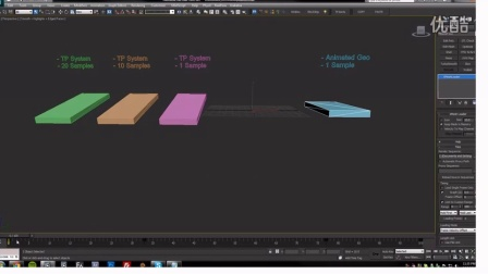 3dsmax Tutorial HD Re-timing Slow motion FX with XMesh specifically with TP4.