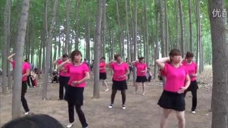 曲阳县城东旺村健身广场舞48