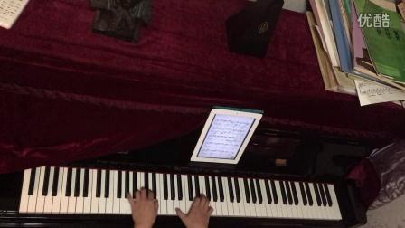 薛之谦《刚刚好》钢琴曲 琴键_tan8.com