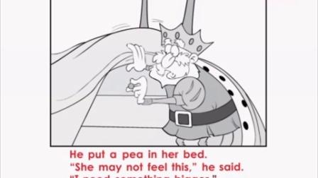 自然拼读Phonics The Queen and the pea