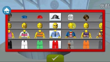 乐高玩具车第14期解锁更多好玩的玩具车和人物模型