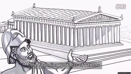 英字古希腊罗马美术