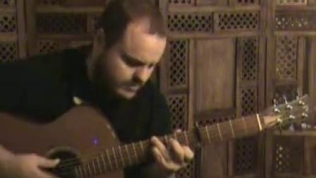 指弹吉他大师Andy McKee-Dependant Arising