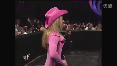 WWF SmackDown! 04.27.2000 T&A with Trish Stratus vs. Crash & Hardcore Holly