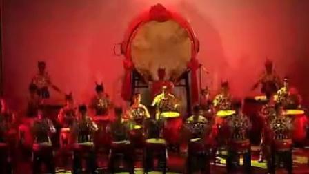 武汉秦王点兵鼓舞,武汉特色舞台表演,预定电话:13114365784