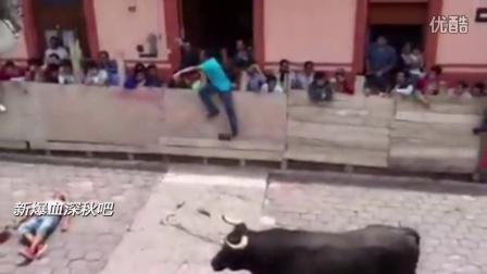 不作不死的墨西哥奔牛节