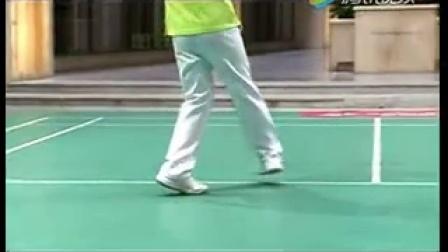 003《踏浪》第三节 动作解析  柔力球步步高第三套 王学军创编 奥博隆发布_标清