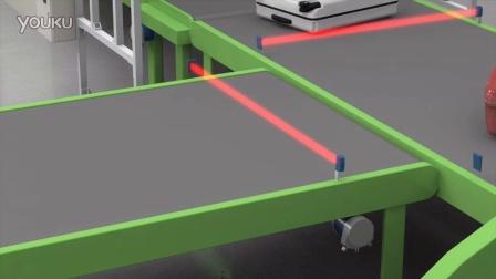Datalogic得利捷 T&L机场行业应用:BELT MOTION CONTROL 皮带运动控制