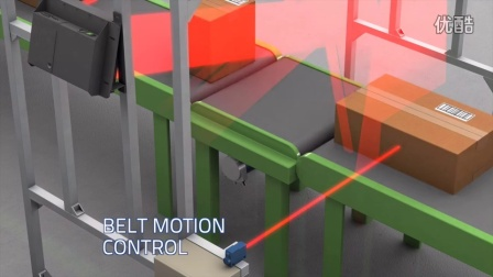 Datalogic得利捷 T&L快递与包裹行业应用:BELT MOTION CONTROL 皮带运动控制