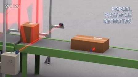 Datalogic得利捷 T&L快递与包裹行业应用:PARCEL DETECTION 包裹检测