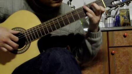 【指弹吉他】Spirited Away(千と千尋) - Reprise(ふたたび) classical guitar solo