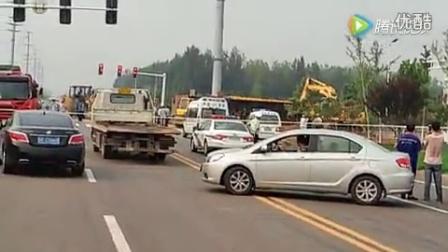 东营广饶特大交通事故,9人死亡