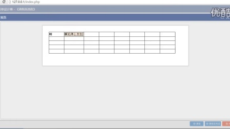 协众oa系统工作流程2(表单控件)