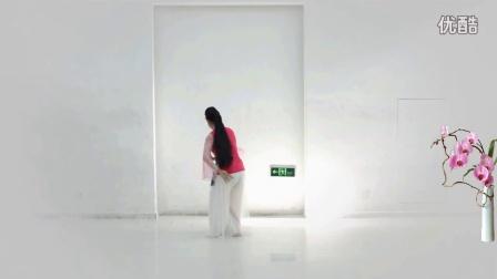 北京艺莞儿广场舞《恋人心》(正面、分解与...