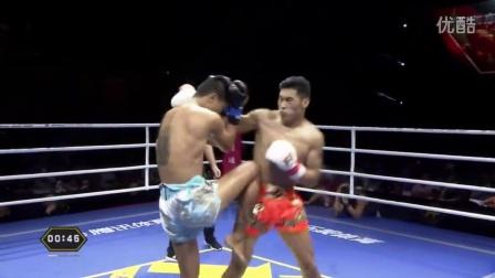 【拳击】中国悍将打爆日本冠军 KO后朝着日本拳手怒吼