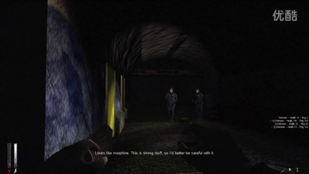 《cry of fear》四人无脑吓尿向游戏实况 下
