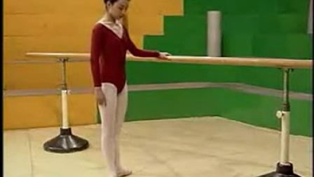 中国民族舞蹈形体训练(二)