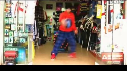 嘻哈街球花式篮球培训教学