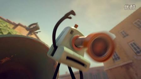 暖心3D动画《最后的照片》