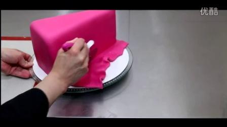 福利|翻糖蛋糕制作教程,超简单
