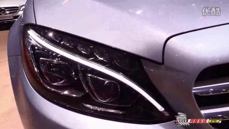 2016 奔驰 C400 4Matic - 内外近拍 - 2016年日内瓦车展 2