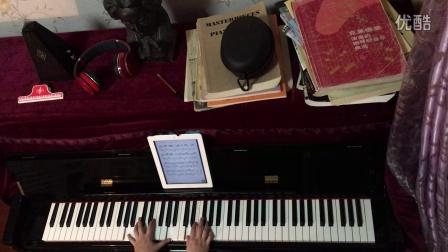 邓紫棋《画》钢琴曲_tan8.com