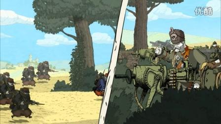 平静风带《忠勇之心.伟大战争》01一战,绞肉机战争开始了