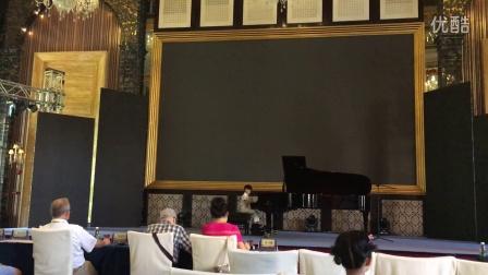 许程天 (7岁半)第十届肖邦青少年国际钢琴比赛总决赛(第二名)