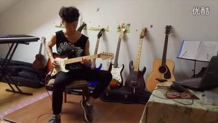 2016年 Schecter吉他大师挑战赛参赛曲目 满庭誉 原创作品《元气爆发》