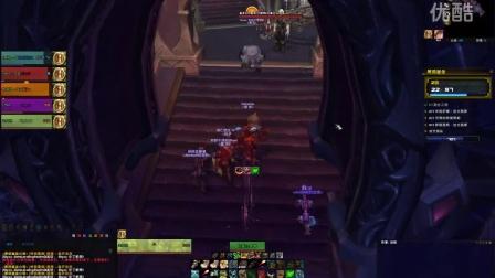 魔兽世界 7.0军团再临 BETA 5人大秘境  黑鸦堡垒  兽王猎视角