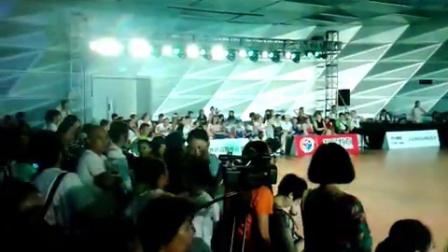 辽宁丹东市《创星艺术培训中心》8岁单人组拉丁舞比赛200号选手