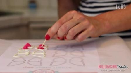 如何制作蛋糕装饰巧克力蝴蝶GemmaStafford