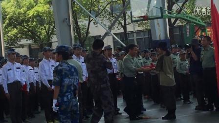 2016年7.23西点军校夏令营结营典礼