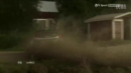 WRC2016赛季第八站芬兰站 DAY2