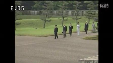 【皇室日记】皇太子ご一家の奈良ご訪問・神武天皇陵参拝 20160724