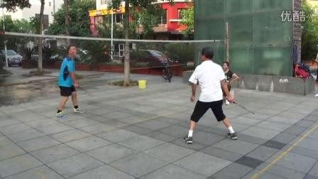 2016.7.29浒山步行街竞技柔力球练习视频01024