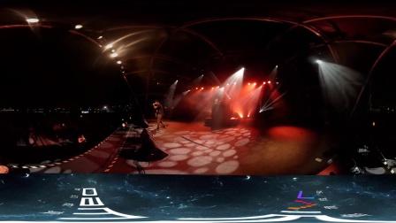 独家VR回声公园音乐节
