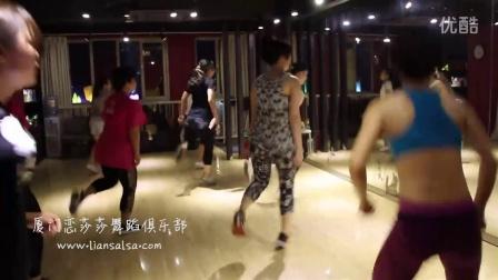 莱美舞瘦身达人课程@厦门恋莎莎舞蹈俱乐部